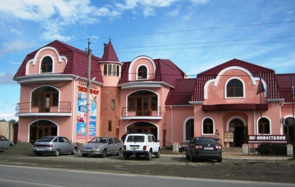 Гостиница «Коралл»